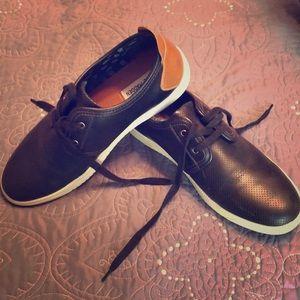 Men's casual dress shoes